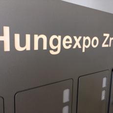 Hungexpo Zrt. egyedi gyártás