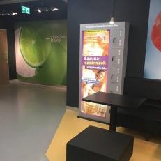 Bővülő Fitness mobiltöltőállomás hálózat