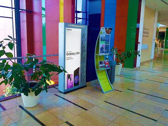 5 kazettás mobiltöltőállomás: 5 kazettás mobiltöltőállomás 6
