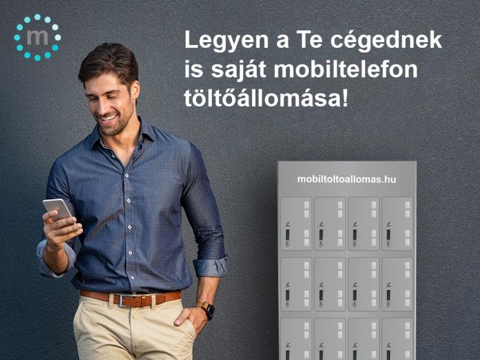 Legyen neked is saját mobiltöltő állomásod!